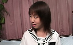 Horny teen asian girl showing her undies upskirt