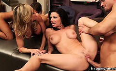 Brandi Love and Lexi Belle and Madison Ivy and Veronica