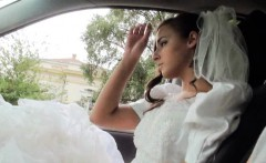 Bride to be Amirah Adara ditched by her fiance and fucked