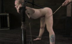 Sarah Jane Ceylon punished with tit torture and nipple tortu