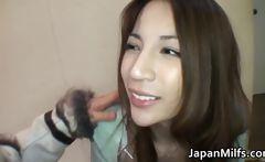 Anri Suzuki Lovely Japanese babe enjoys