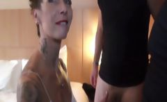 Diana a french housewife fucked