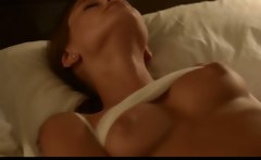 Midnight experience with busty woman