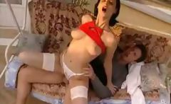 Nearly married Michelle Wild gets it in the ass