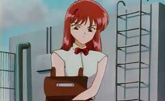 Hot nasty redhead anime babe have fun